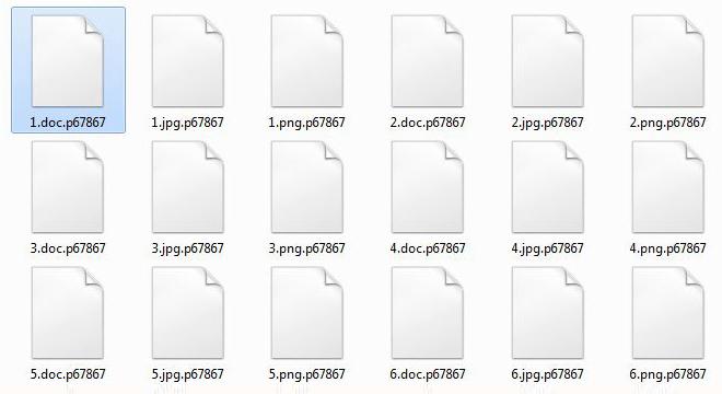 Le rançongiciel Sodinokibi corrompt les fichiers chiffrés avec une extension alphanumérique aléatoire