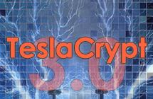 Supprimer l'extension de fichier du virus .micro chiffré par TeslaCrypt 3.0